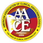 american association of clinical endocrinologists logo